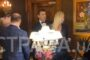«Слуга народа» Николай Тищенко попал в очередной скандал, устроив вечеринку на день рождения жены во время локдауна