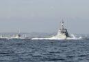 ФСБ пыталась заблокировать катера ВМС Украины в Азовском море