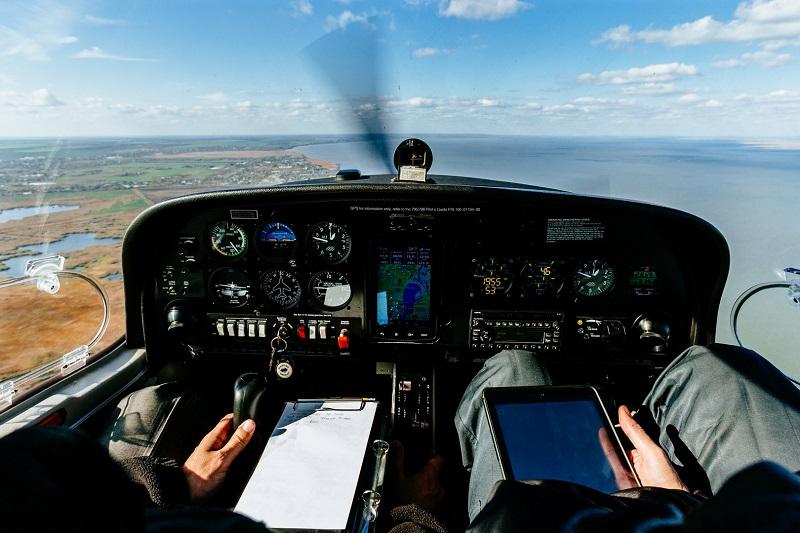 Под контролем и с высоты: аккерманский погранотряд усилили авиацией