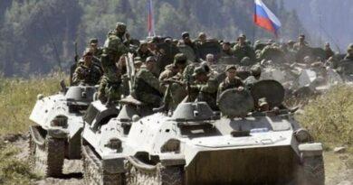 Россия с завтрашнего дня начнет отводить войска от границы с Украиной