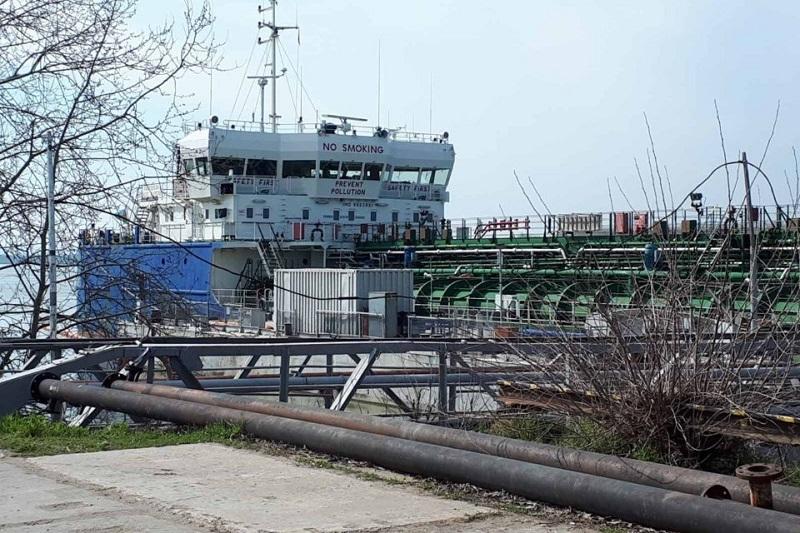 В Ренийский порт зашел танкер с грузом, впервые импортируемым Украиной из Малайзии