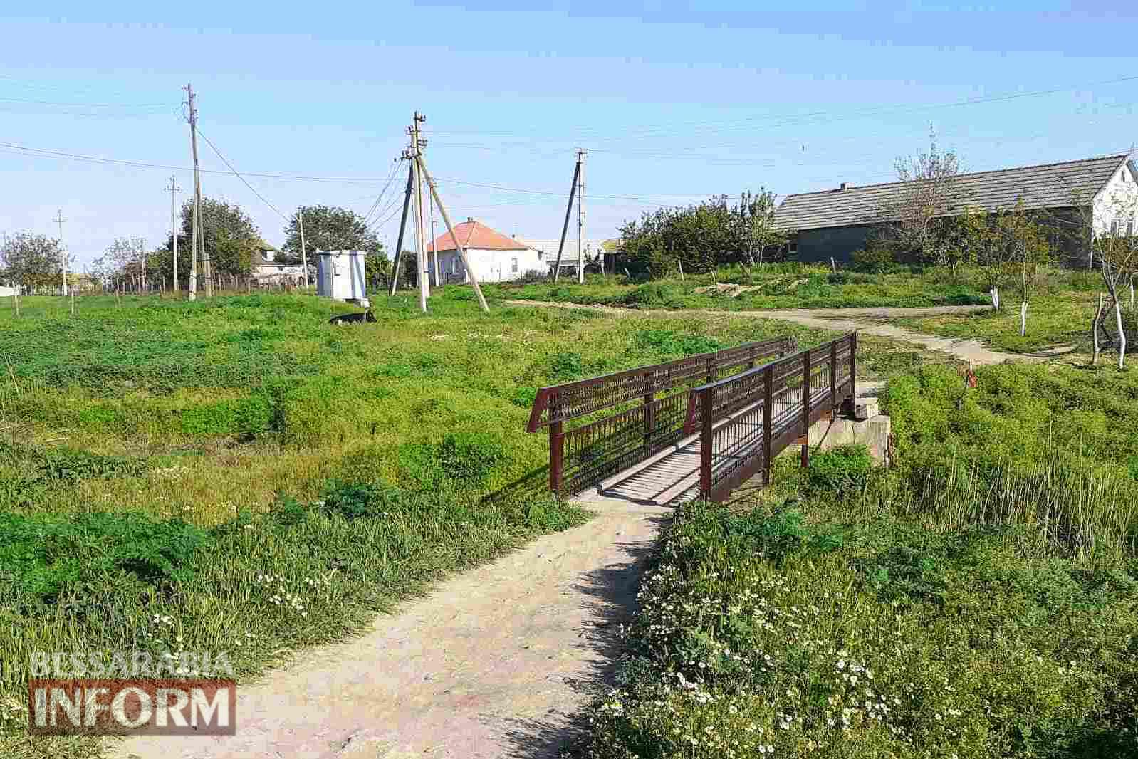 В Килийской громаде займутся благоустройством центра села Фурмановка