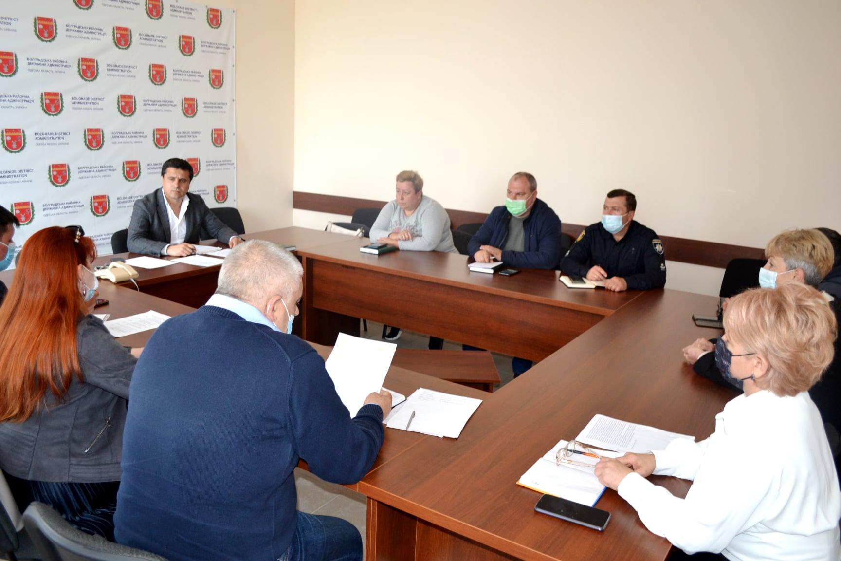 По четверо за столом и с 2-метровой дистанцией: как пройдут гастрофестивали в Болградском районе