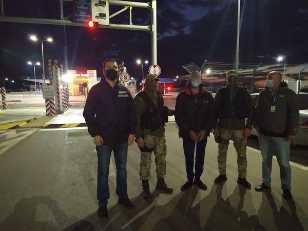 Белгород-Днестровские пограничники задержали иностранца, которого пять лет разыскивал Интерпол