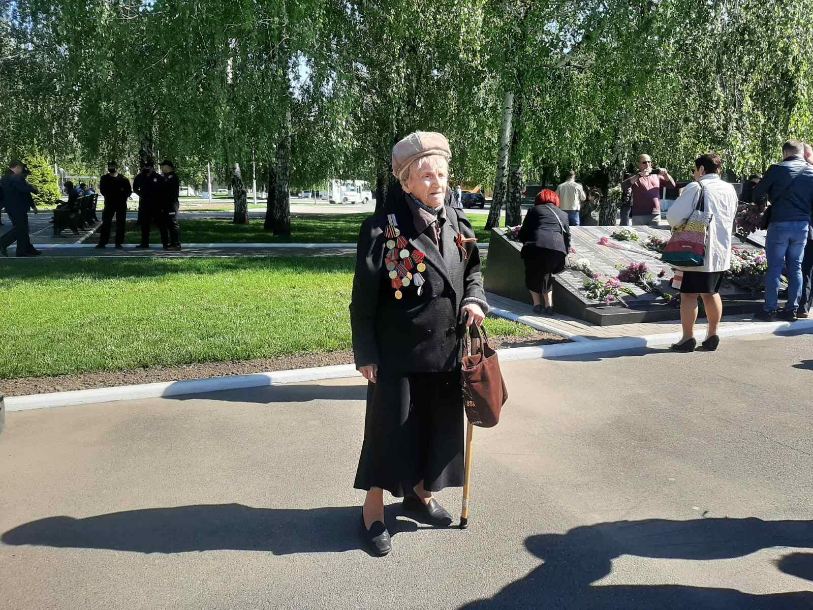 Измаил отмечает День Победы (фоторепортаж)