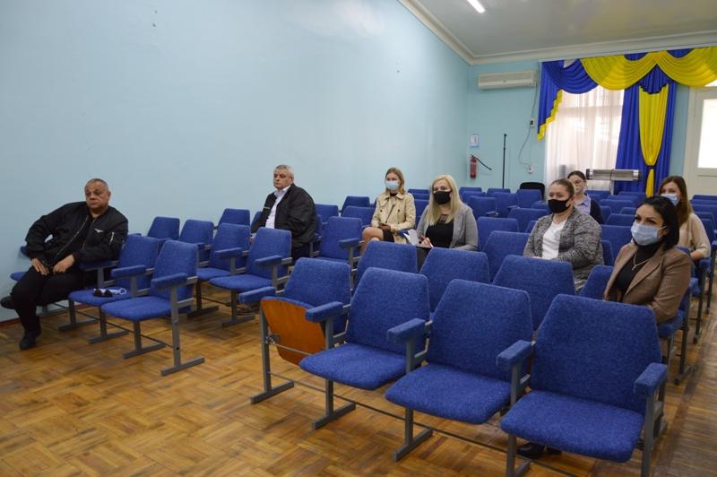 Килию посетила заместитель Гриневецкого по вопросам цифровизации