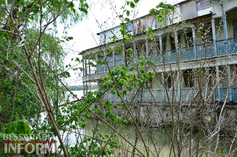 Прекрасный вид на Дунай: в Килии убрали дебаркадер, преграждающий единственный в центре выход к реке