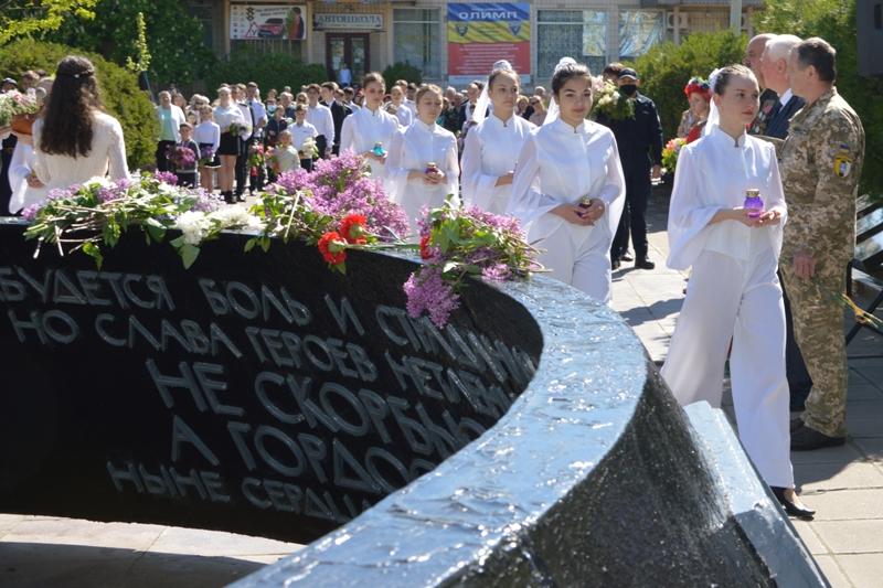 Торжественное празднование Дня Победы в Килии: фоторепортаж