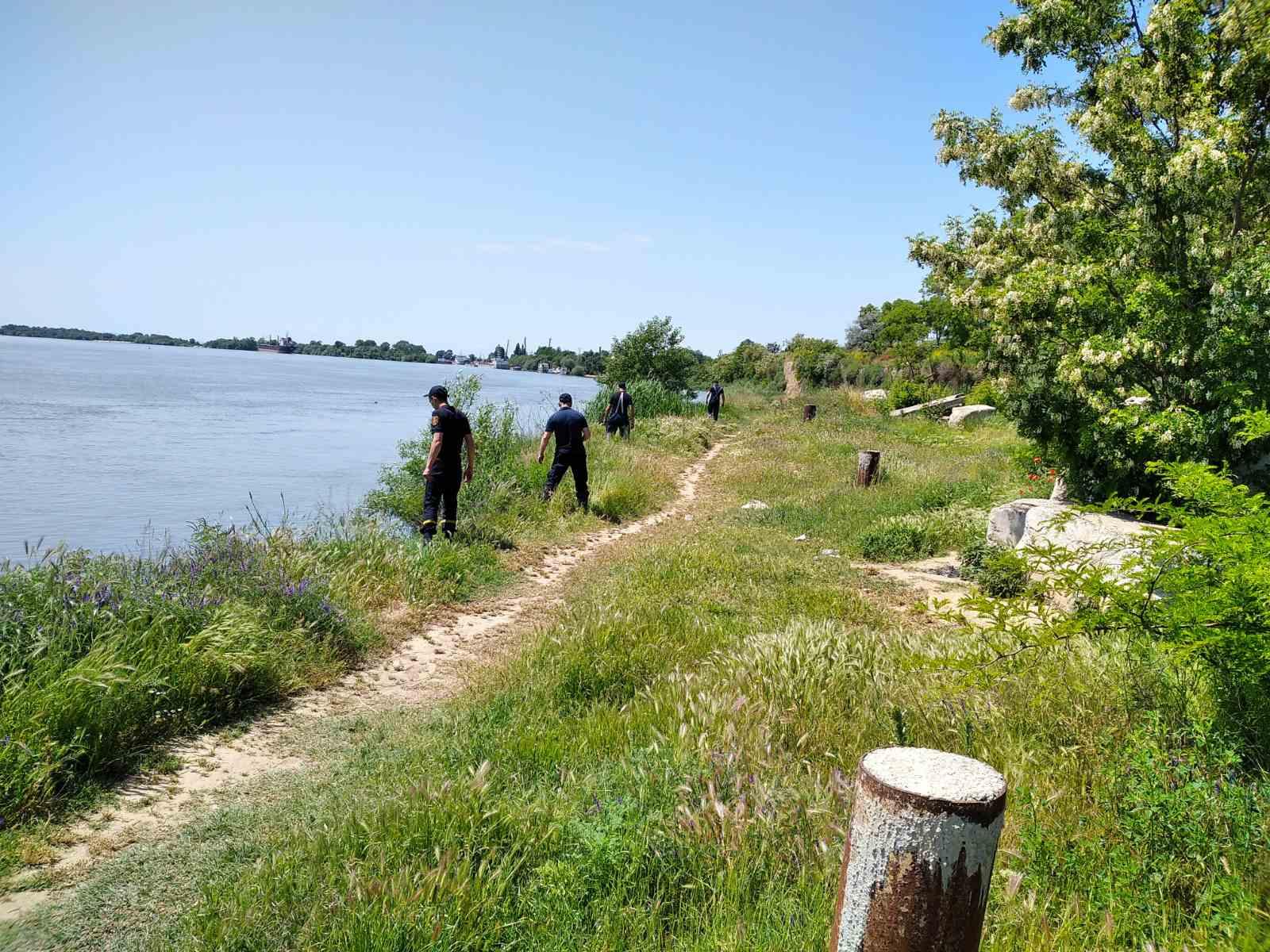 Утопленник в Измаиле: 16-летний подросток ушел под воду в Дунае