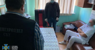 Главного кардиохирурга Одесской областной больницы поймали на взятке в 11 тыс долларов