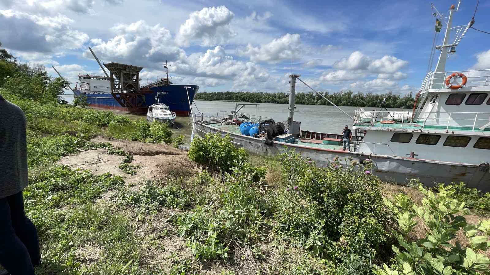Будущий порт рядом с Килией: Измаильская РГА разбирается, законно ли строительство в пограничной части Дуная