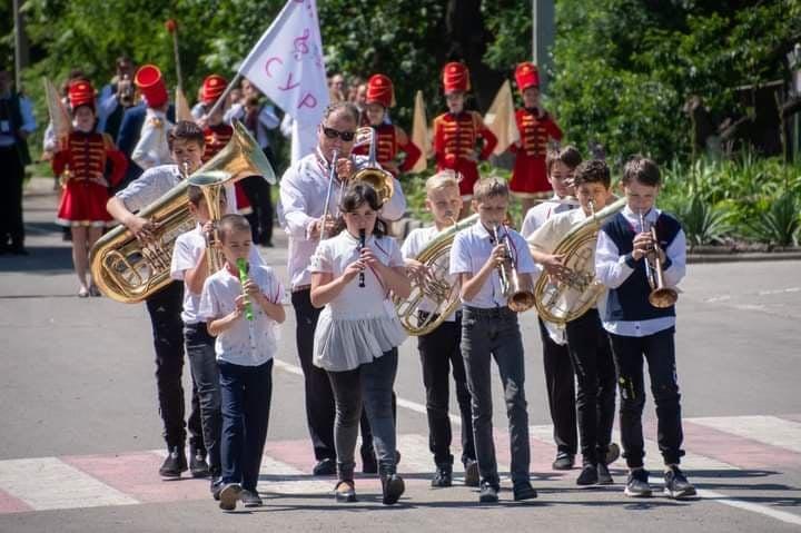 Детские духовые оркестры из Татарбунарской громады взяли призовые места на областном конкурсе