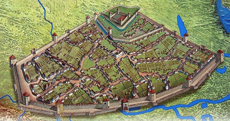 В Килии обнаружили уцелевший фрагмент стены легендарной килийской крепости (фото)