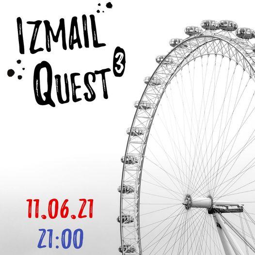 #IzmailQuest3: как совместить Измаил и Британию