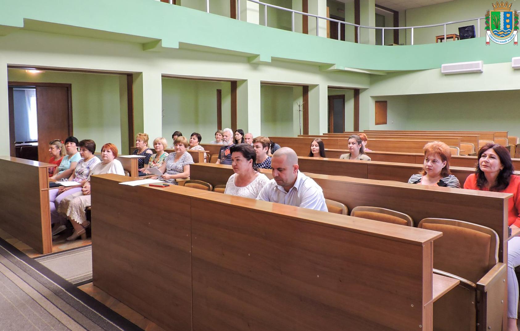 В Измаильской РГА обсудили вопросы предоставления льгот и пособий, подготовку к зиме и кое-что ещё