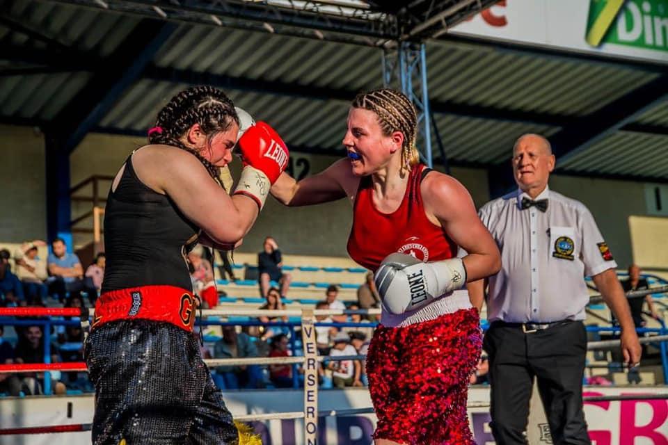 Уроженка Белгород-Днестровского района завоевала второй в истории Украины пояс чемпионки Европы по боксу