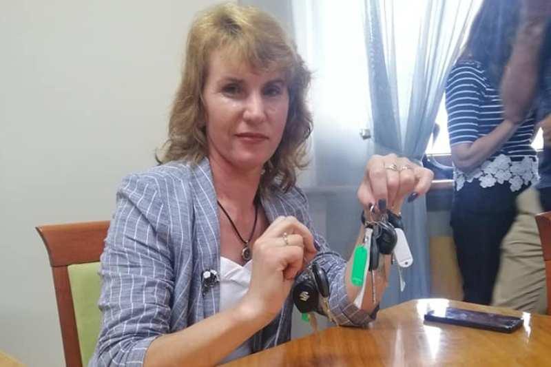 Килийские семейники получили три новых автомобиля