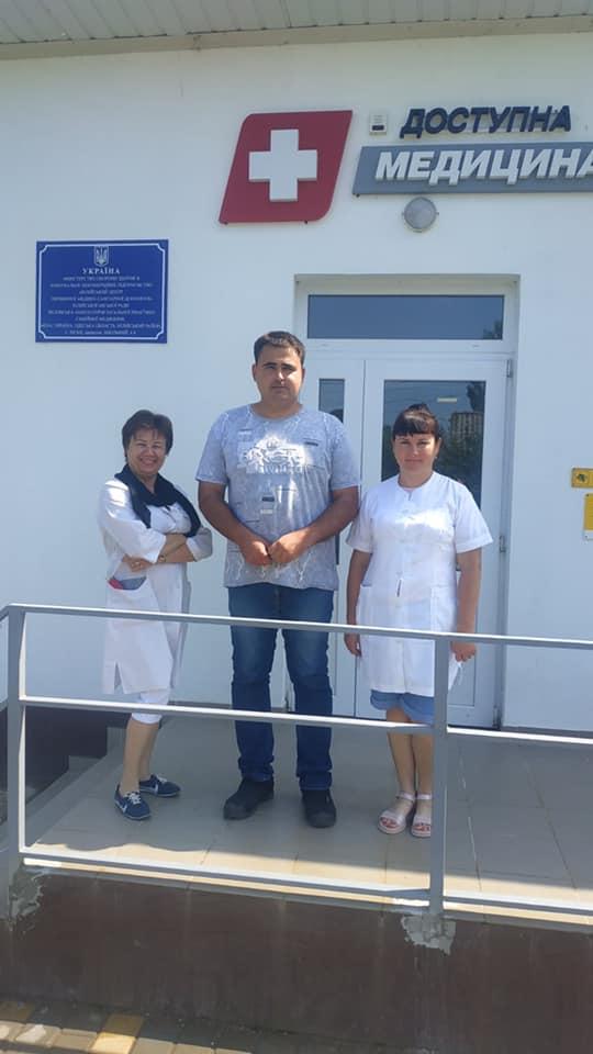 В амбулатории села Килийской ОТГ новый заведующий и семейный доктор