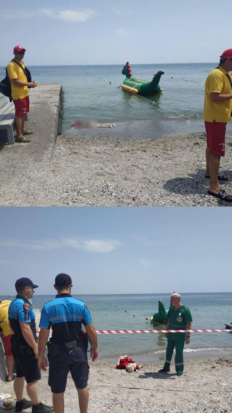 За полчаса видели живой: на центральном пляже в Одессе утонула женщина