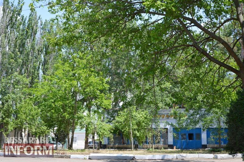 В центре Килии во всей красе открылся Дунай. В ближайших планах местной власти - благоустройство набережной