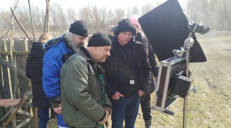 В Вилково снимают фильм о болгарине, который искал смысл жизни в дельте Дуная