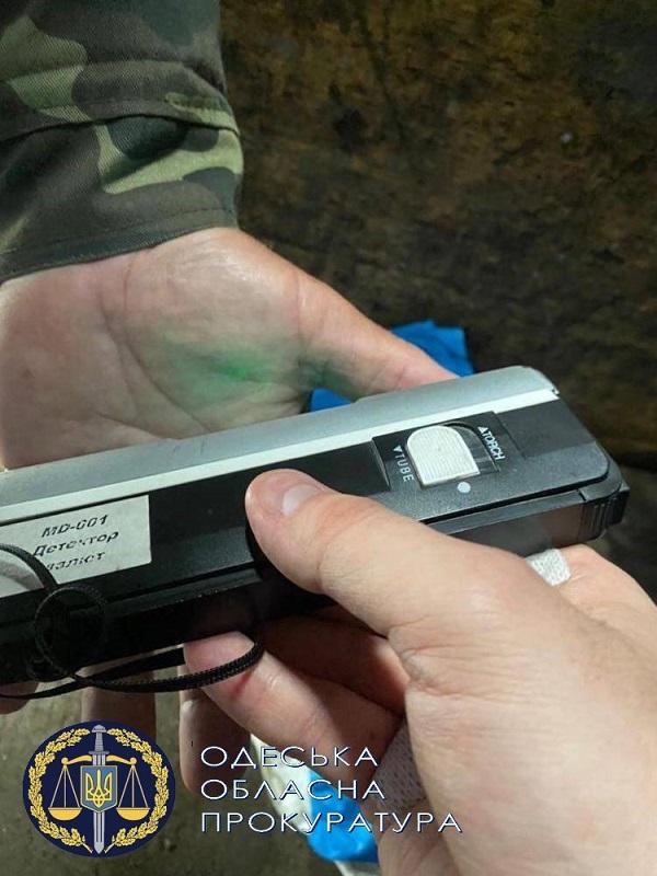 В Одесской области попался на взятке инспектор Госрыбагенства, крышевавший браконьеров