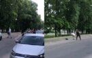 """В Одессе пассажир такси показал патрульному голую """"пятую точку"""" и поплатился за выходку – соцсети"""