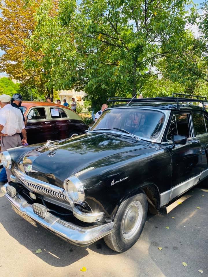 Стала известна дата проведения в Татарбунарах ІІІ фестиваля ретро-автомобилей