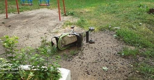 Деревья повырывало с корнями: последствия непогоды в Болграде (фотофакт)