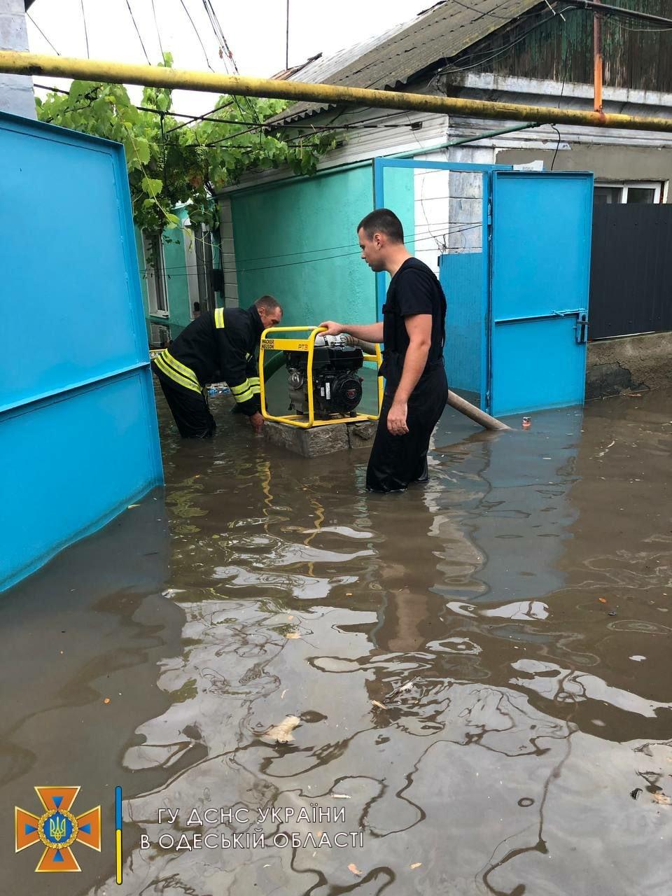 Непогода в Украине: погибли два человека, еще семеро госпитализированы
