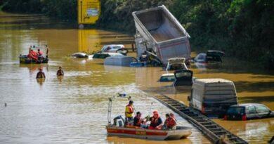 Может быть еще хуже: ученые заявляют, что наводнения в Европе участятся и станут более масштабными