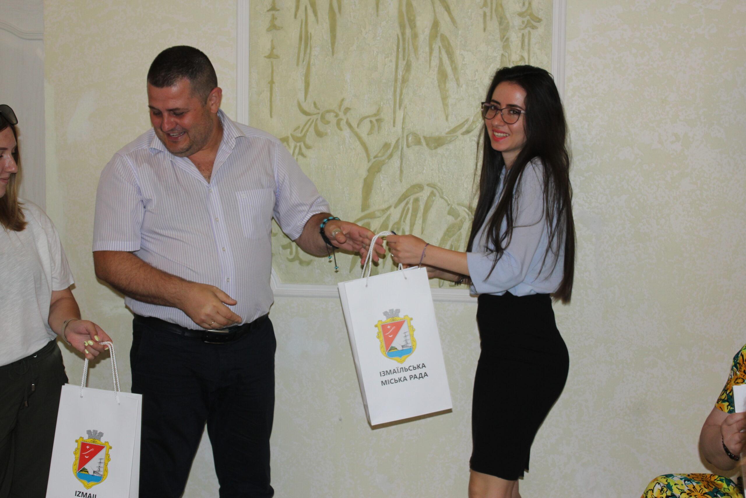В Измаиле положен старт реализации украино-румынского проекта по борьбе с организованной преступностью и сотрудничеству силовиков