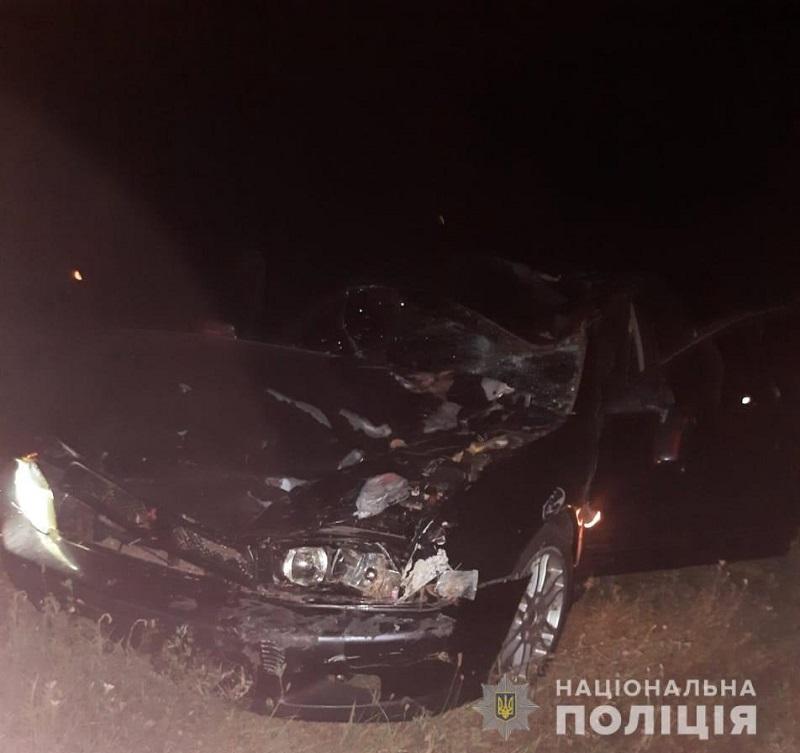 В Белгород-Днестровском районе иномарка сбила насмерть двоих мужчин, ехавших на велосипеде