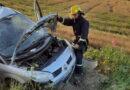 Шестая смерть с начала месяца: на трассе Одесса-Рени легковушку разорвало после столкновения с фурой, есть погибший и пострадавший (обновлено)