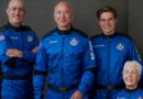 Космический туризм: как самый богатый человек на Земле Джефф Безос успешно слетал в космос