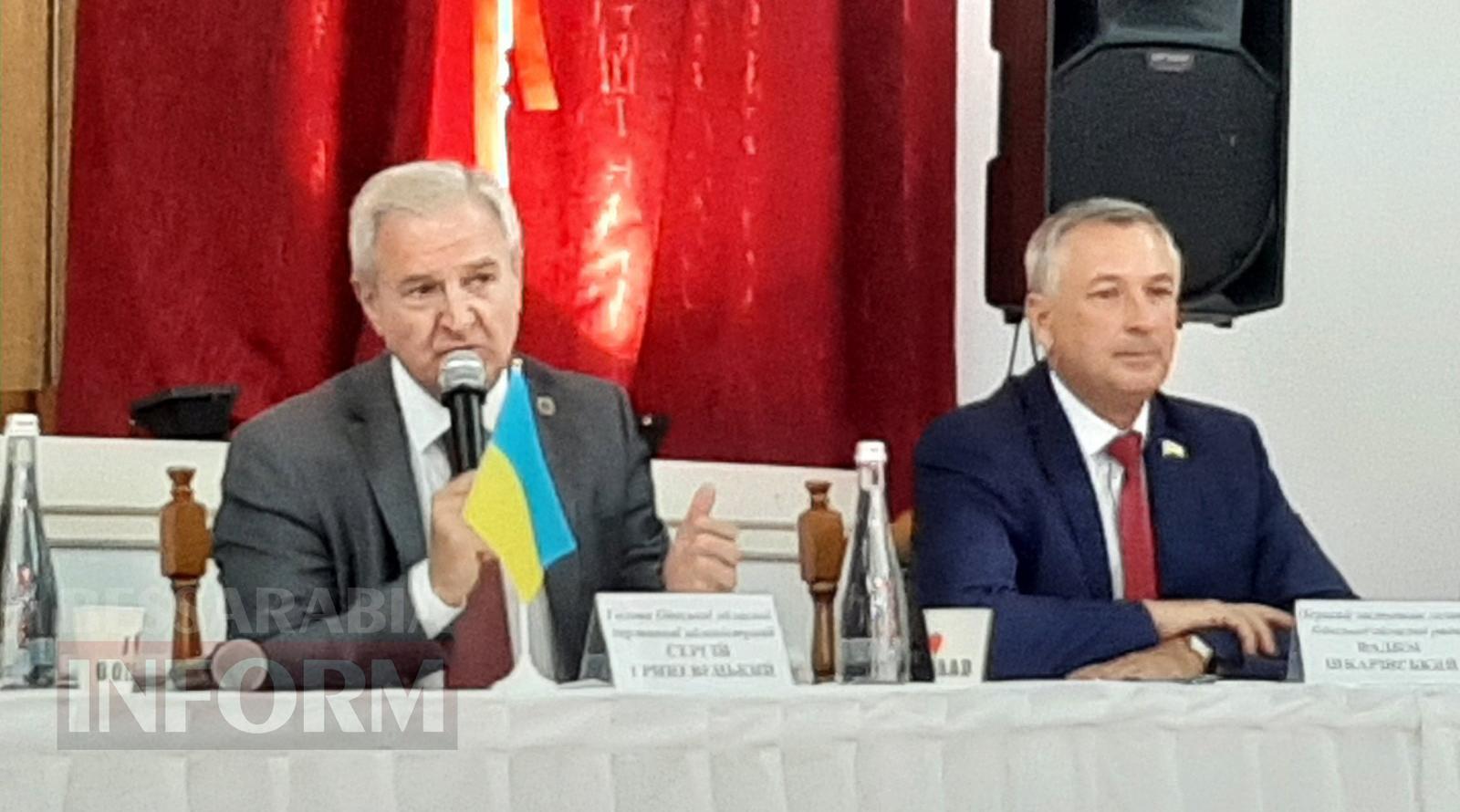 На празднование 200-летия Болграда прибыла официальная делегация из Болгарии: обсуждали развитие двусторонних отношений