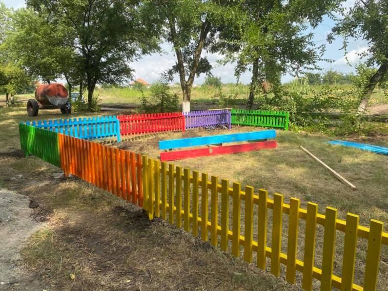 В Арцизе появятся шесть детских игровых площадок