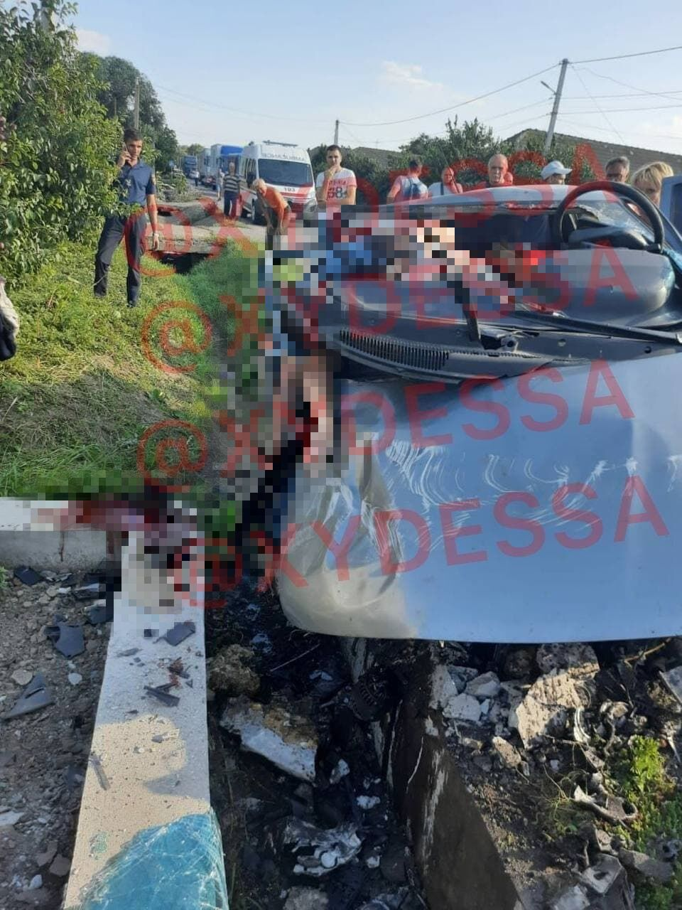 Возвращались из командировки: в ДТП под Саратой погибли трое сотрудников уголовного розыска, еще один госпитализирован
