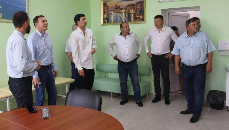 В селе Арцизской громады торжественно открыли обновленное здание центра админуслуг