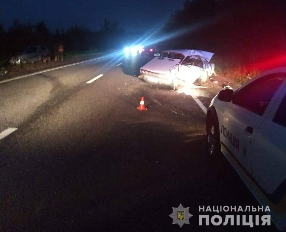 Вылетел на встречную: на трассе Одесса-Рени в ДТП пострадали 4 человека