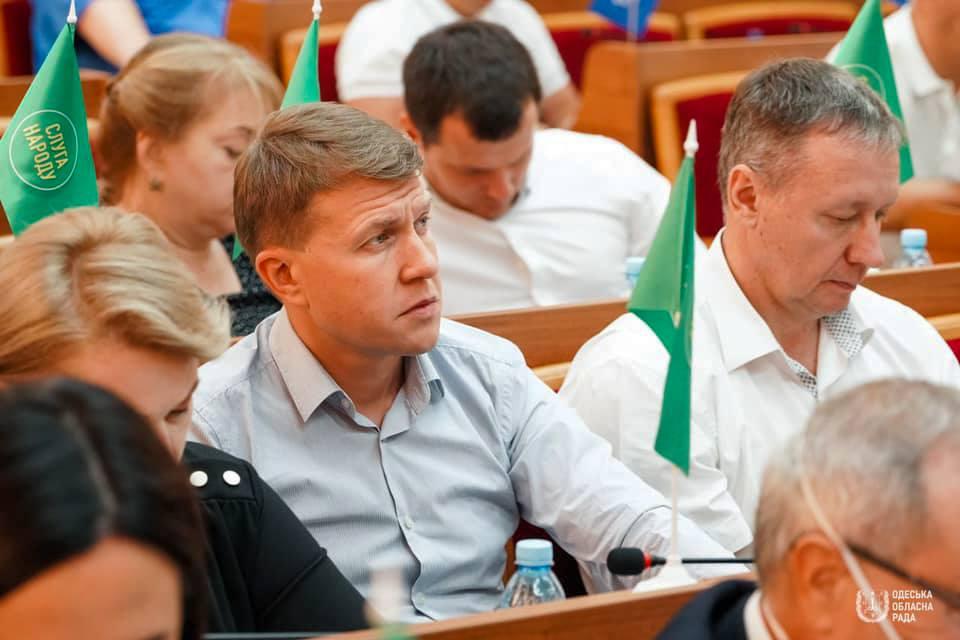 Родион Абашев рассказал о решениях, принятых на вчерашней сессии Одесского облсовета
