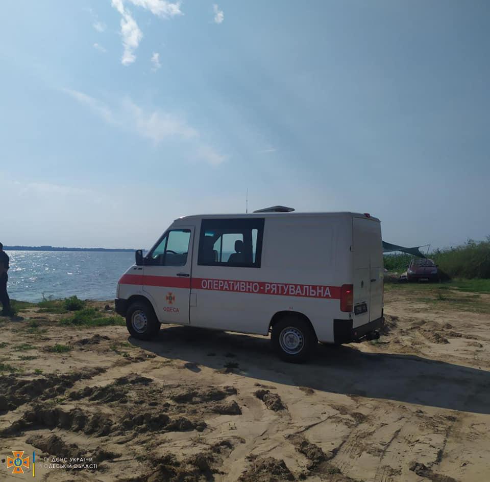 На Днестровском лимане утонул мужчина