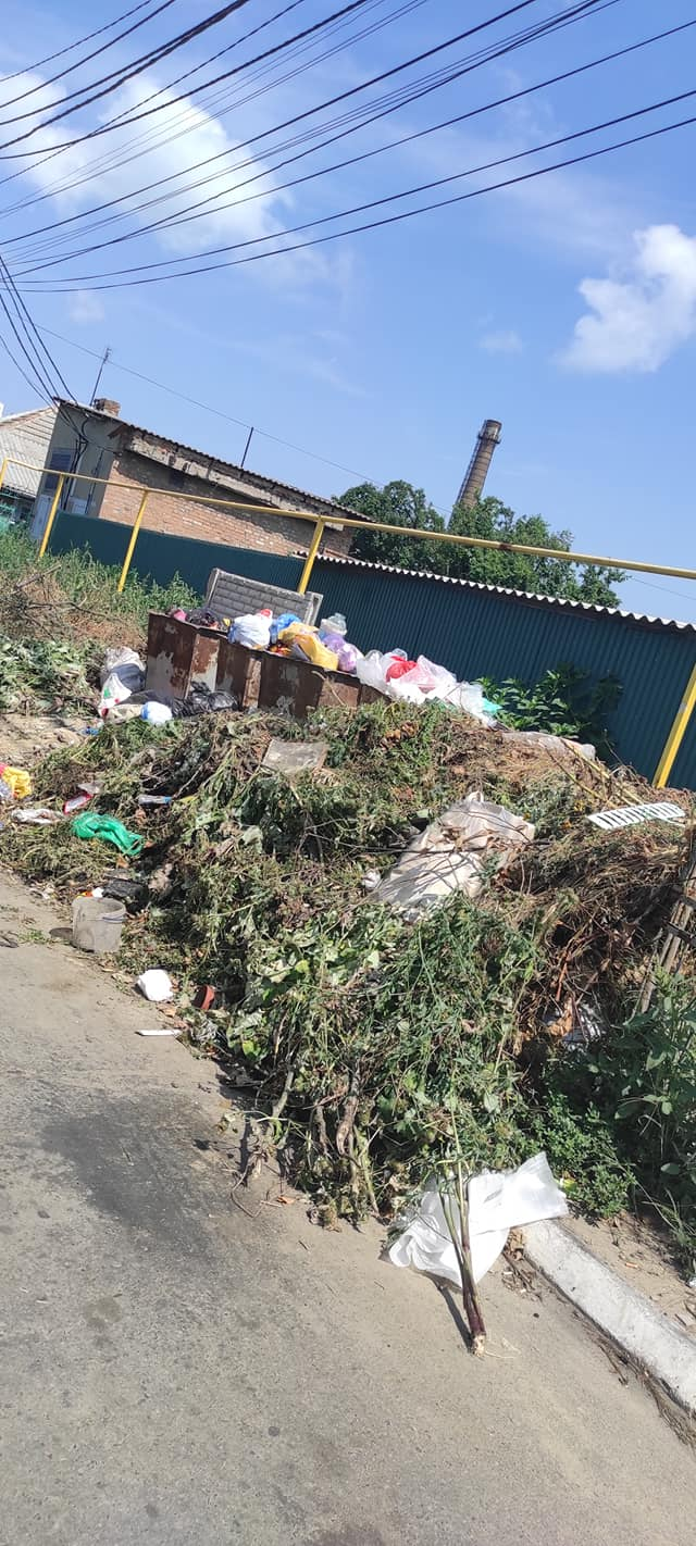 """""""Как так можно издеваться над людьми"""": аккерманцы массово жалуются на невывоз мусора"""