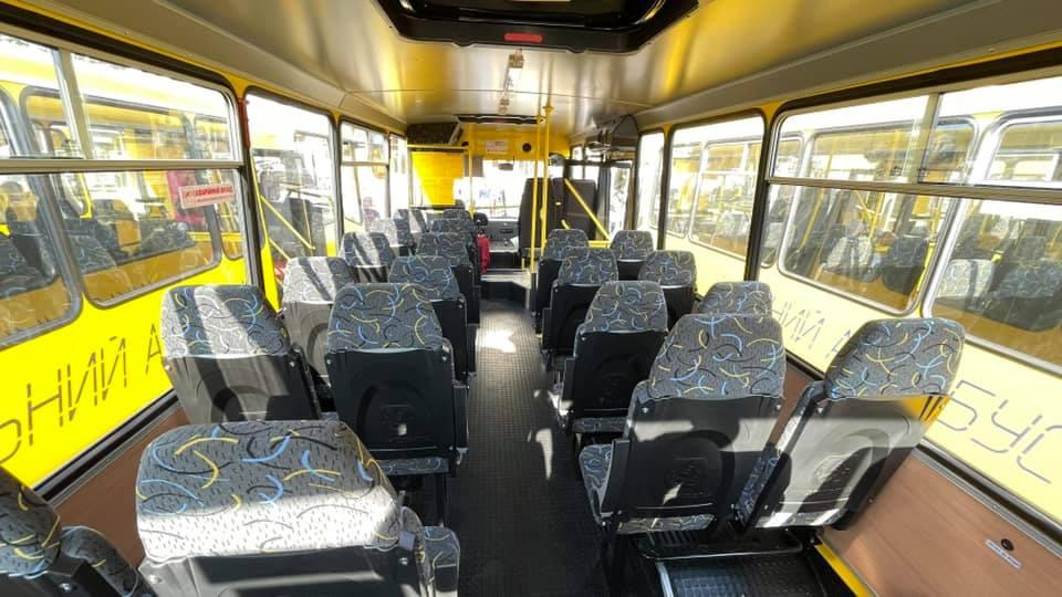 Автопарк отдела образования Килийской громады пополнился новым транспортом