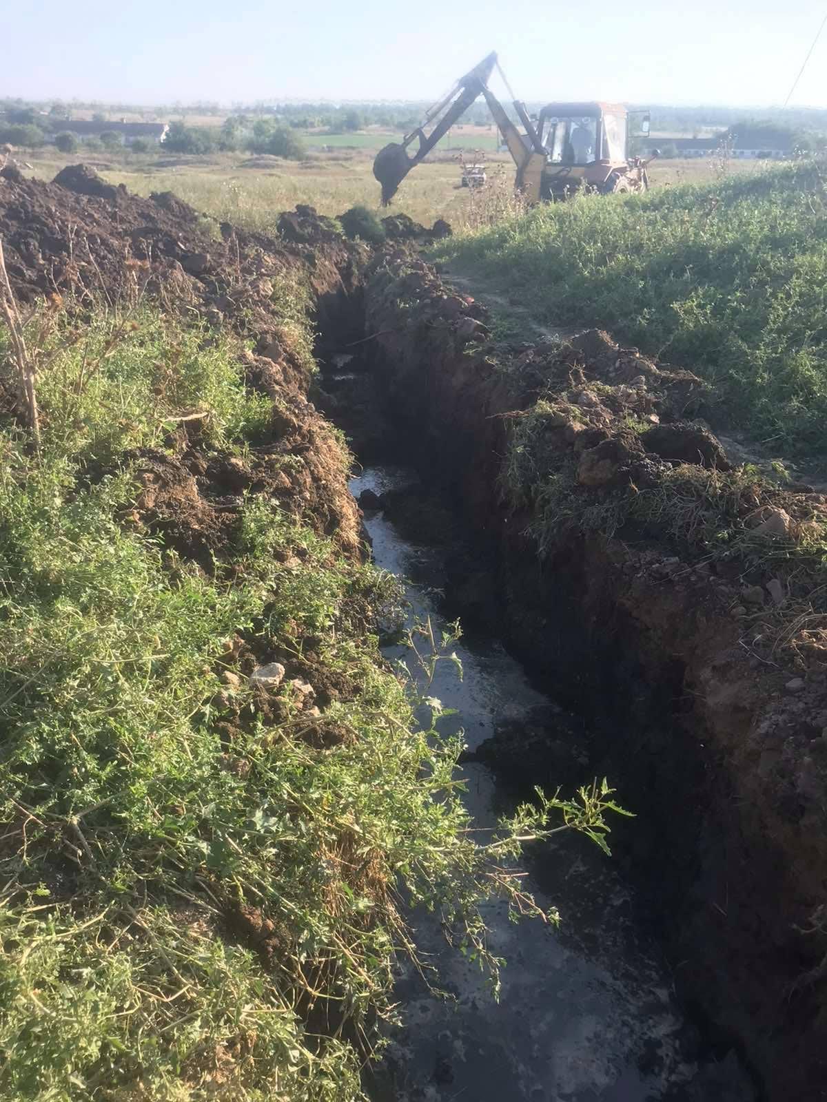 Что сделано и как обстоят дела после аварии на Каменском водохранилище в Измаильском районе