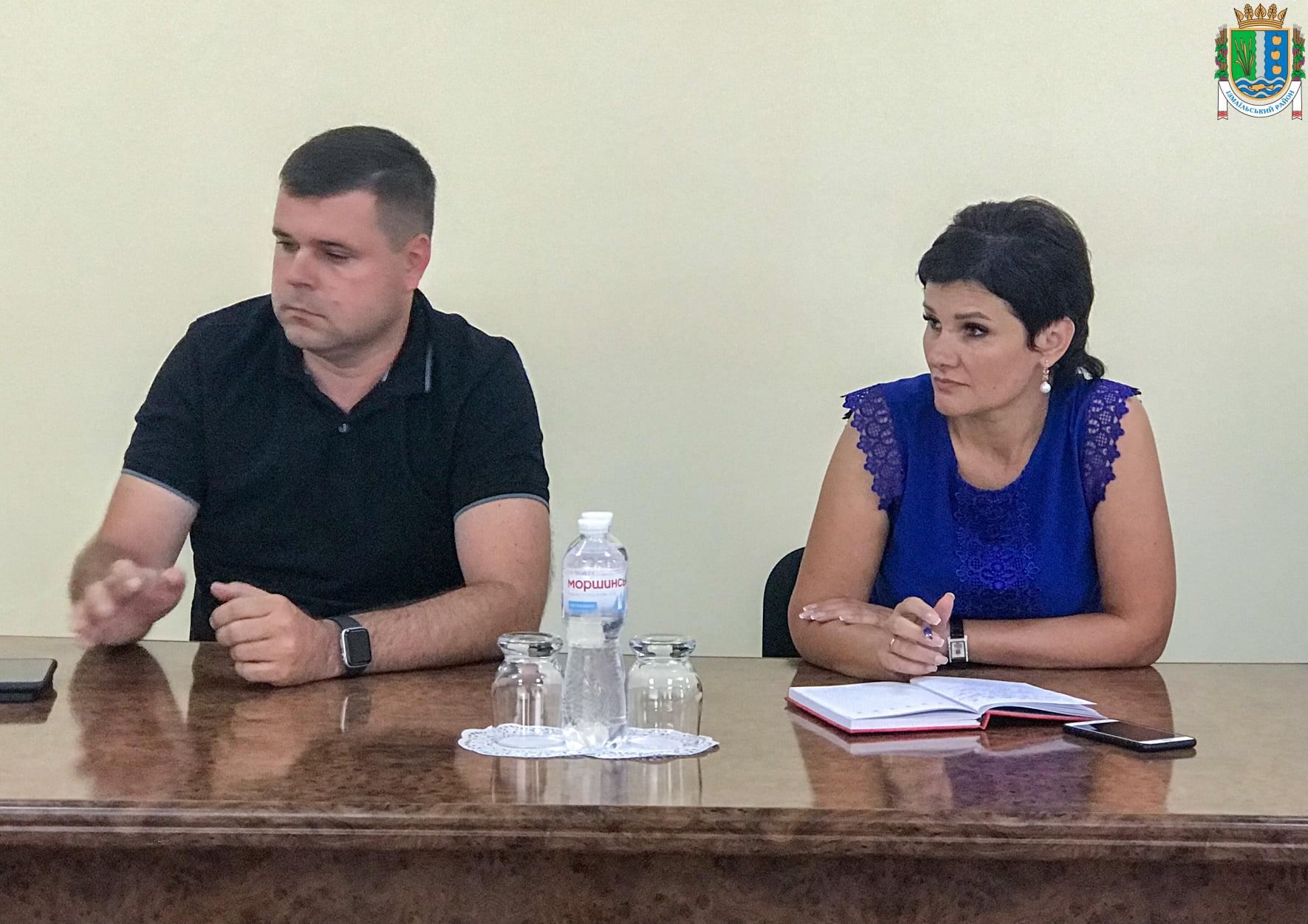 Зампред Одесской ОГА в ходе визита в Измаил озвучил ожидаемые показатели по вакцинации. К осени в городе откроют дополнительные прививочные центры