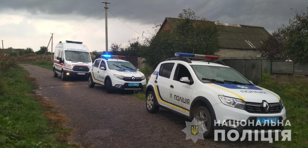 Заблудившийся под дождем: в селе Саратской ОТГ полиция искала 3-летнего ребенка, который ушел из дома