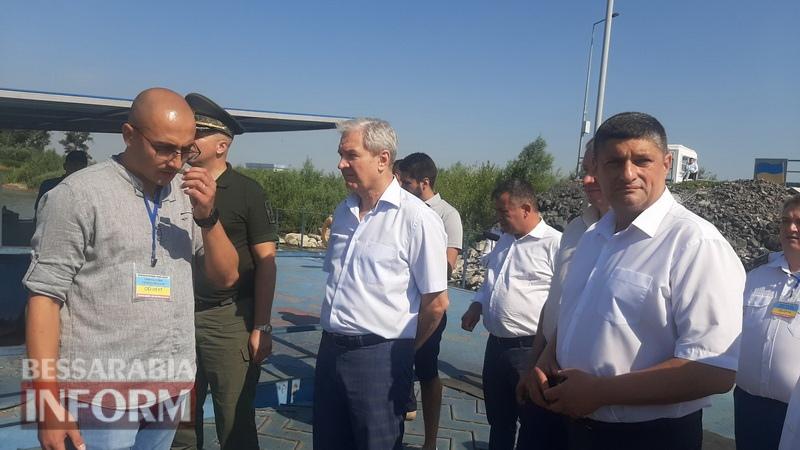 В Измаильский и Болградский районы с рабочим визитом приехал глава ОГА Сергей Гриневецкий