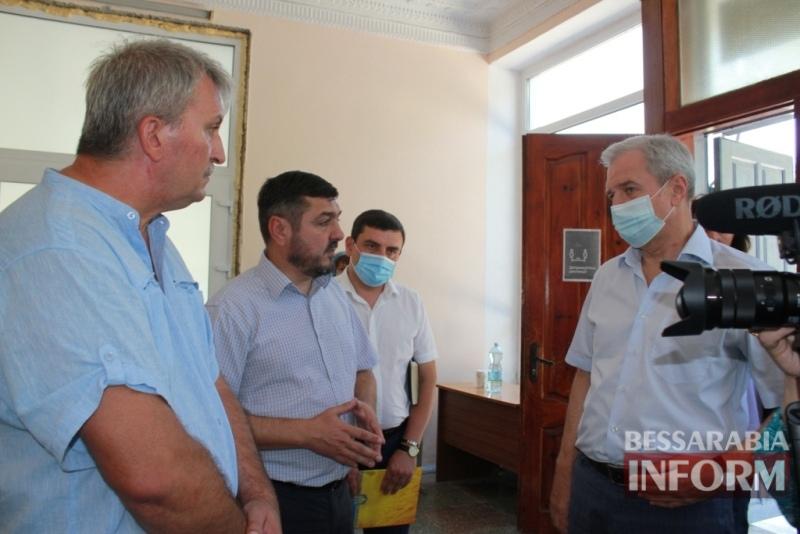 Власти Болградского района думают над тем, как стимулировать местных жителей вакцинироваться от коронавируса