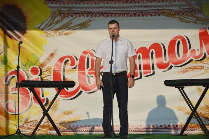 День Независимости в Килии: программу открыл Ярослав Мудрый, а местные таланты оригинально исполнили Гимн Украины
